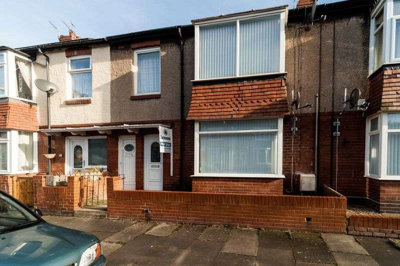 1 Bedroom Flat for sale in Arcadia Terrace, Blyth