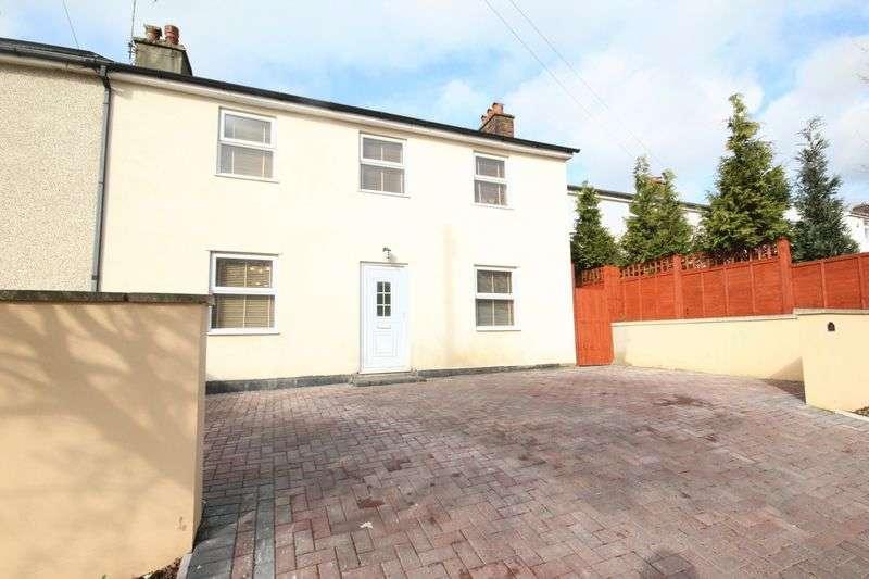 3 Bedrooms Semi Detached House for sale in Sylvan Way, Bristol