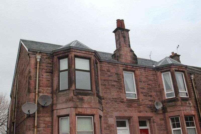 1 Bedroom Flat for sale in Shaftesbury Street, Alloa