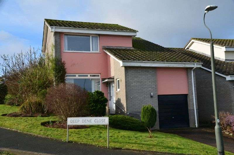3 Bedrooms House for sale in DEEP DENE CLOSE, BRIXHAM