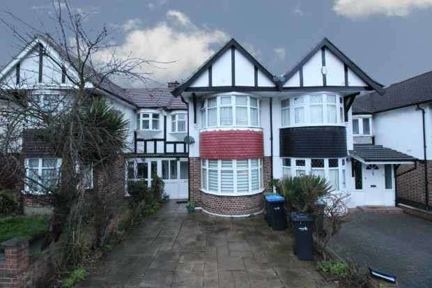 3 Bedrooms Terraced House for sale in Pasteur Gardens, London, Greater London, N18 1JG