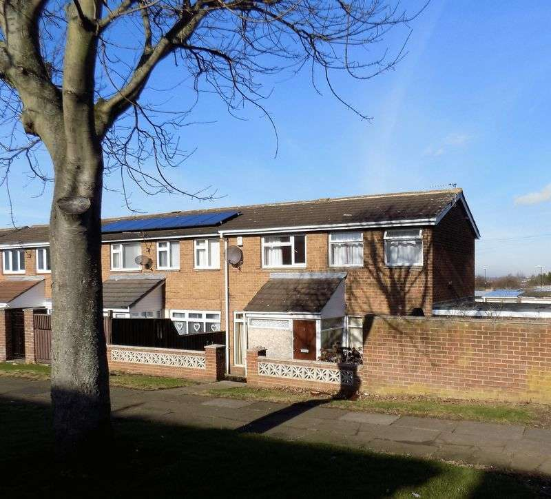 2 Bedrooms Terraced House for sale in Wessex Close, Sunderland