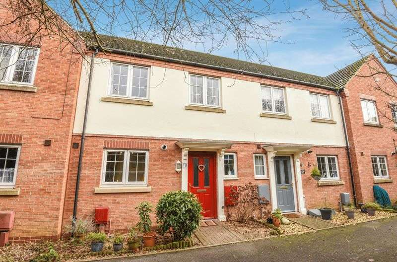 3 Bedrooms Terraced House for sale in Honeymead Road, Wimblington