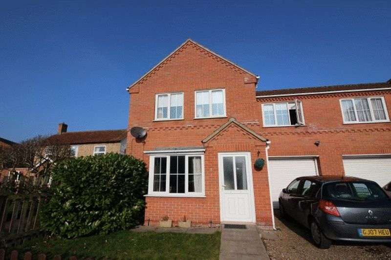 3 Bedrooms Terraced House for sale in School Lane, Coningsby