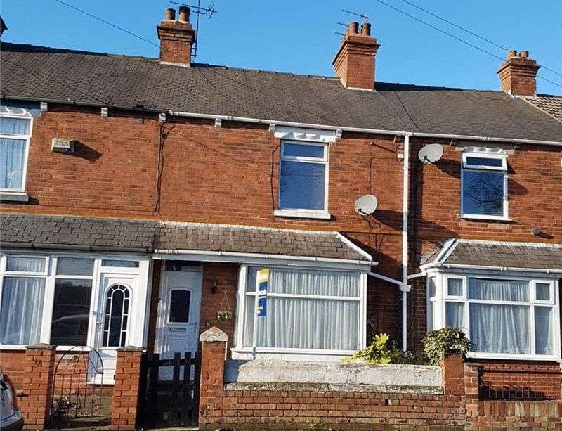 3 Bedrooms Terraced House for sale in Wolfreton Road, Anlaby