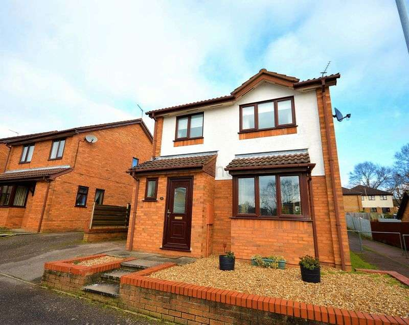 3 Bedrooms Detached House for sale in Haverscroft Close, Taverham