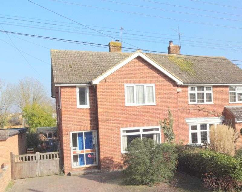 3 Bedrooms House for sale in * A THREE BEDROOM SEMI-DETACHED HOUSESITUATED TOWARDS THE EDGE OF THE VILLAGE *