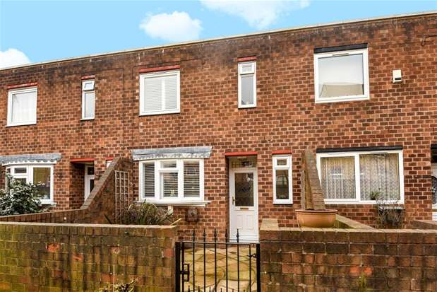 3 Bedrooms Terraced House for sale in Goldwin Close, London
