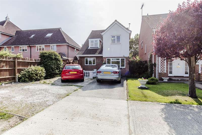 5 Bedrooms Detached House for sale in Chestnut Walk, , , BN13 3QL