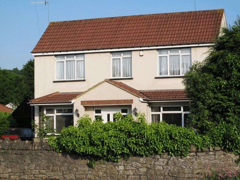 4 Bedrooms Detached House for sale in West Town Road, Backwell
