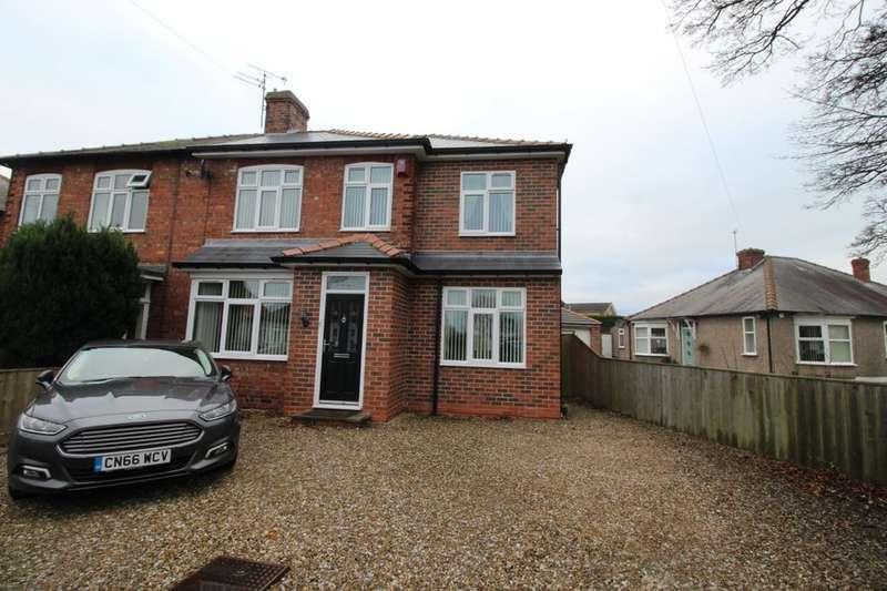 4 Bedrooms Semi Detached House for sale in Barmpton Lane, Darlington, DL1