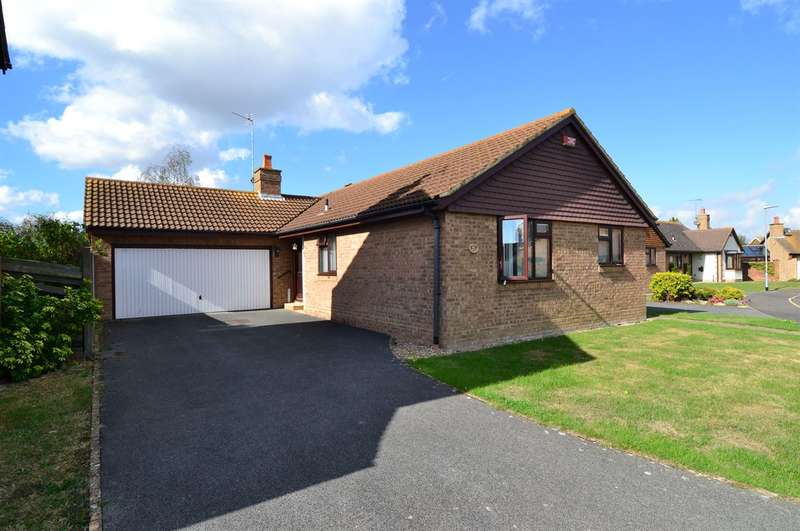 3 Bedrooms Detached Bungalow for sale in Beechcroft, Chestfield, Whitstable