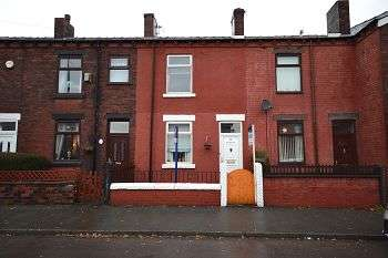 3 Bedrooms Terraced House for sale in Moss Lane, Platt Bridge, Wigan, WN2 3TL