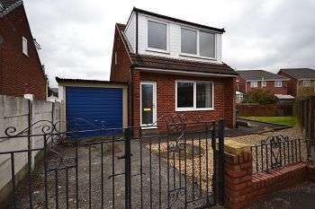 3 Bedrooms Detached House for sale in Stanstead Close, Whelley, Wigan, WN2 1AJ