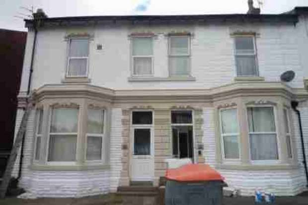 Property for sale in Park Road Central Blackpool