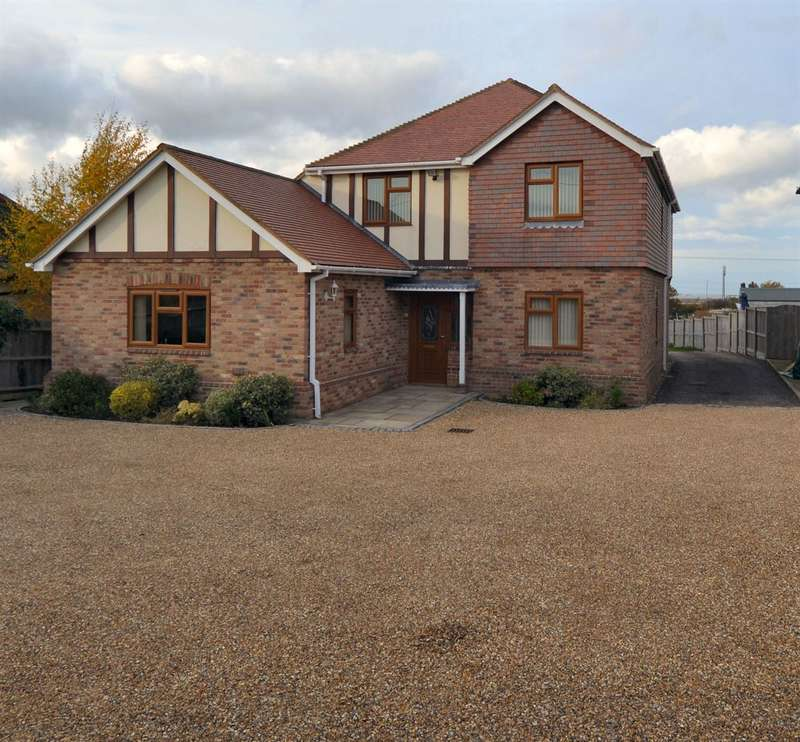 5 Bedrooms Detached House for sale in Dargate Road, Dargate, Whitstable