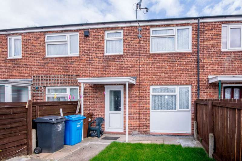 3 Bedrooms Terraced House for sale in Rodney Close, Hull, HU2 9JP