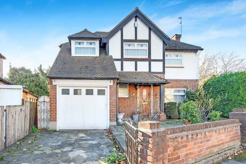 4 Bedrooms Detached House for sale in Eastwood Road, South Woodford, E18 1BU