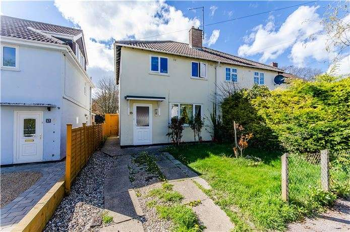 3 Bedrooms Semi Detached House for sale in Pen Close,Cherry Hinton, Cambridge