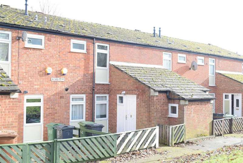 3 Bedrooms Terraced House for sale in Ganet Lane, Wellingborough, NN8 4NR