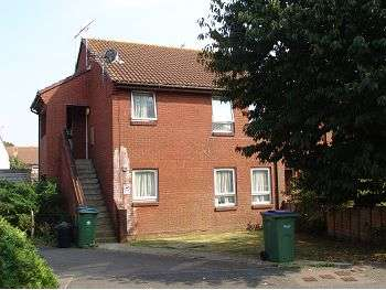 Studio Flat for sale in Templars Close, Felpham, PO22