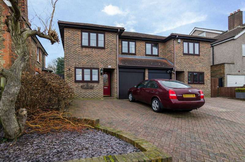3 Bedrooms Detached House for sale in Granville Road, Sidcup, DA14 4BX