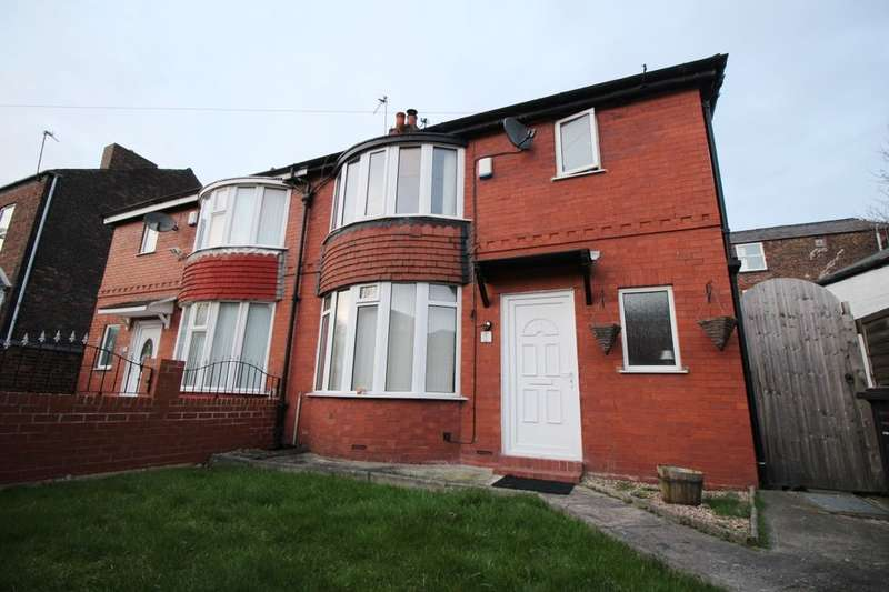 3 Bedrooms Semi Detached House for sale in Griffin Street, Salford, M7
