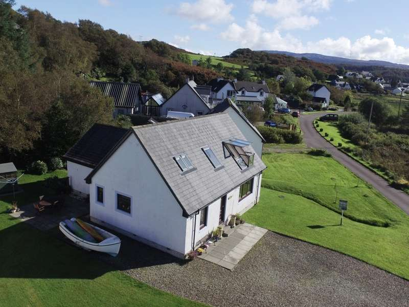 4 Bedrooms Detached House for sale in Strontain , Tayvallich, PA31 8PN
