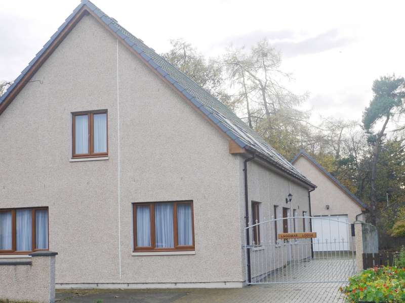 4 Bedrooms Detached House for sale in Lagomar Lodge Christie Place, Fochabers, IV32 7HN
