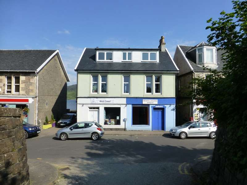 3 Bedrooms Flat for sale in First Floor Flat Bute View, Tighnabruaich, PA21 2DR