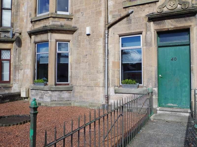 2 Bedrooms Ground Flat for sale in 40 Holmhead, Kilbirnie, KA25 6BS