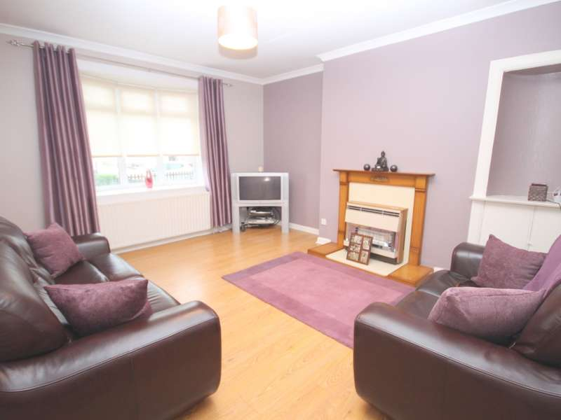 1 Bedroom Flat for sale in 97 Wishaw Road, Wishaw, ML2 8EA