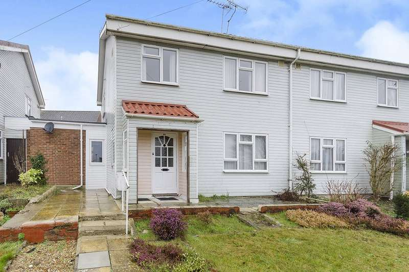 5 Bedrooms Semi Detached House for sale in Minden Way, Winchester, SO22