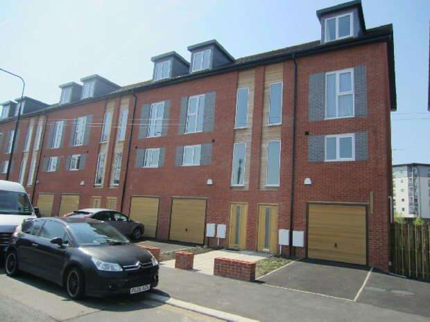 4 Bedrooms Terraced House for sale in The Maltings, Northumberland Road, Old Trafford, Manchester