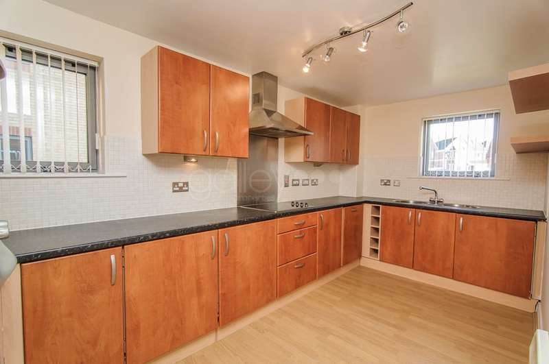 3 Bedrooms Apartment Flat for sale in Kentmere Drive, Lakeside