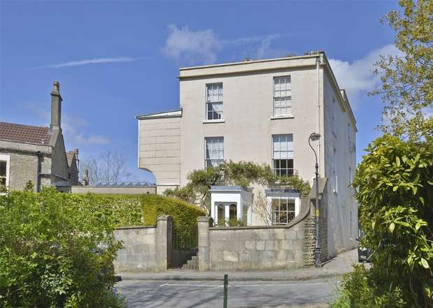 3 Bedrooms Town House for sale in 12 Mount Beacon, Lansdown, Bath
