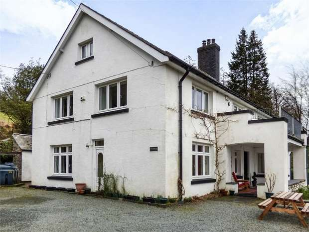 5 Bedrooms Detached House for sale in Dolwyddelan, Dolwyddelan, Conwy