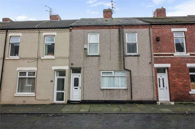 3 Bedrooms Terraced House for sale in Sidney Street, Blyth, Northumberland