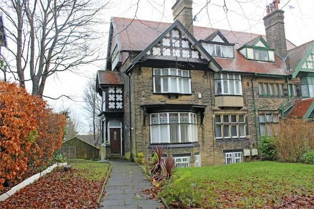 8 Bedrooms Semi Detached House for sale in Chrisharben Park, Clayton, Bradford, West Yorkshire