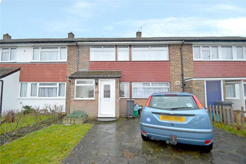 3 Bedrooms Terraced House for sale in Bramble Close, Croydon