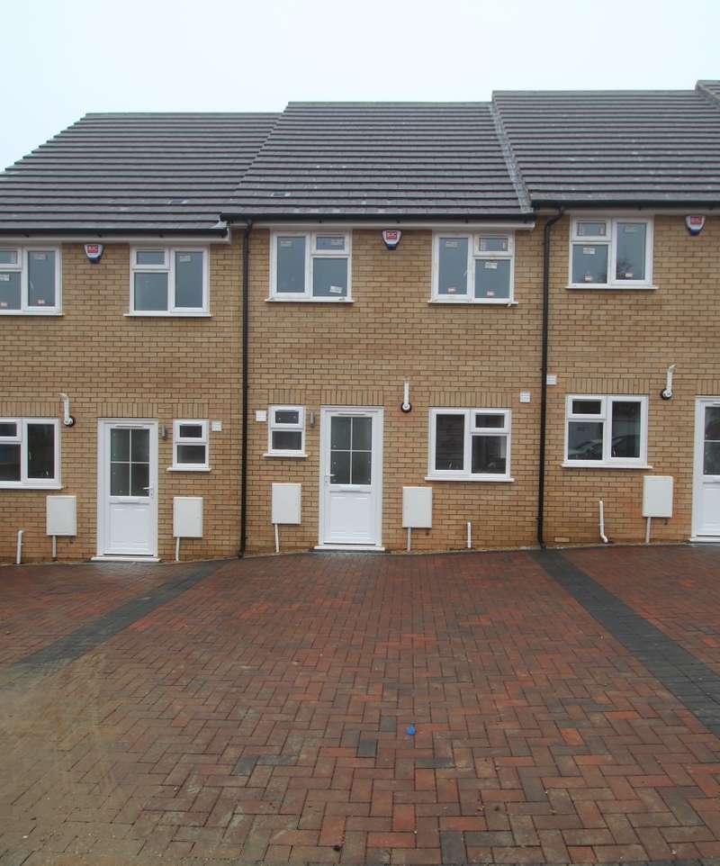 2 Bedrooms Terraced House for sale in Breakspear, Stevenage, Hertfordshire, SG2 9SQ