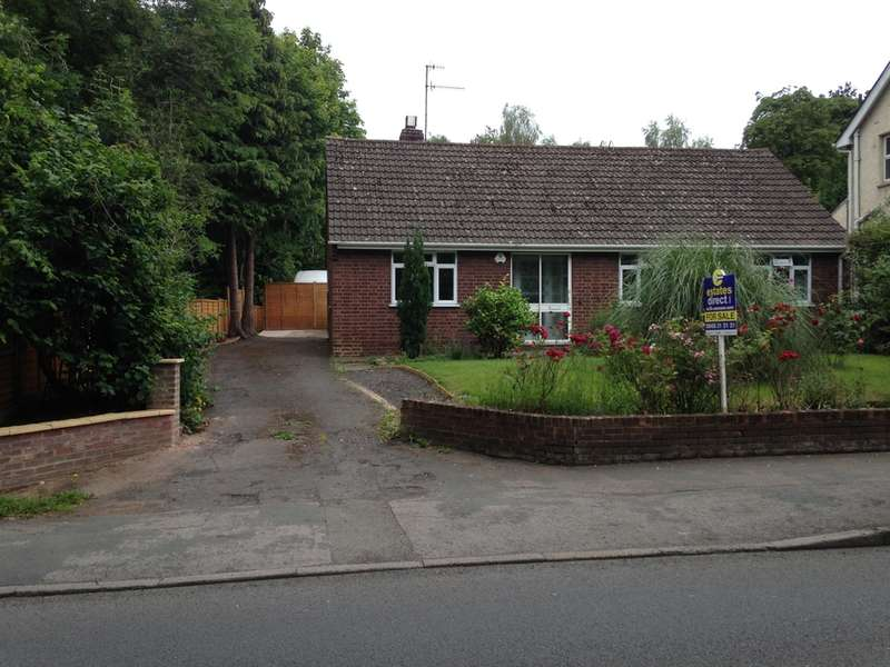 3 Bedrooms Detached Bungalow for sale in Worcester Road, Malvern, Malvern, WR14