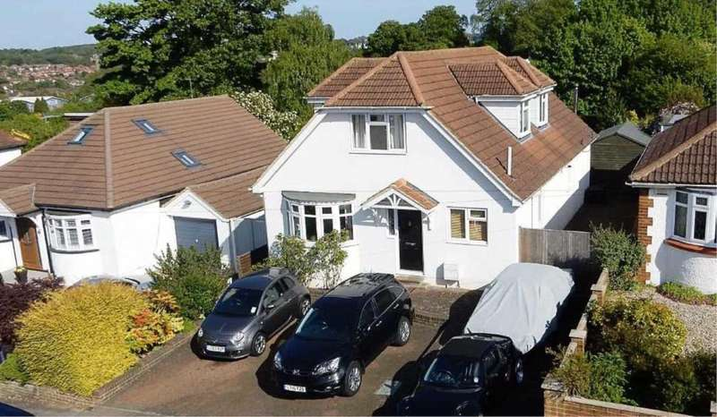 4 Bedrooms House for sale in 4 DOUBLE BEDROOM DETACHED IN HIGH RIDGE ROAD, MANOR ESTATE, HP3
