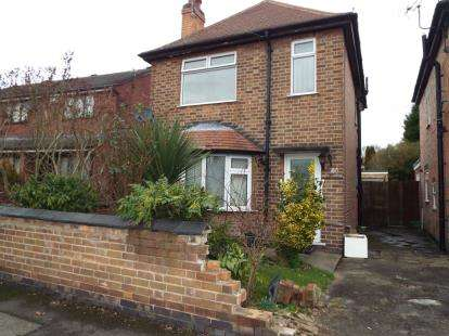 2 Bedrooms Semi Detached House for sale in Whitechapel Street, Basford, Nottingham, Nottinghamshire