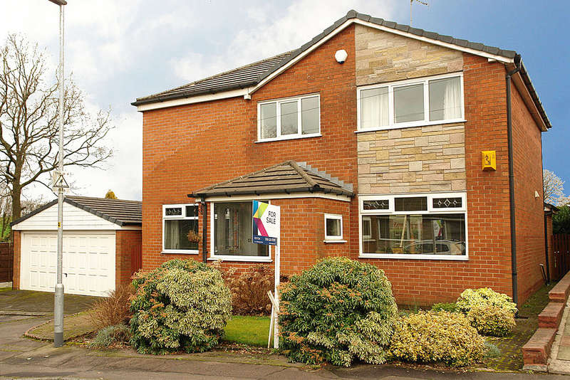 4 Bedrooms Detached House for sale in 16 Seymour Grove, Rochdale