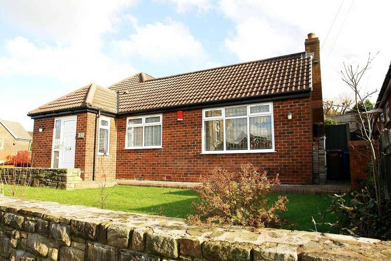 3 Bedrooms Detached Bungalow for sale in 48 Netherhouse Road, Shaw