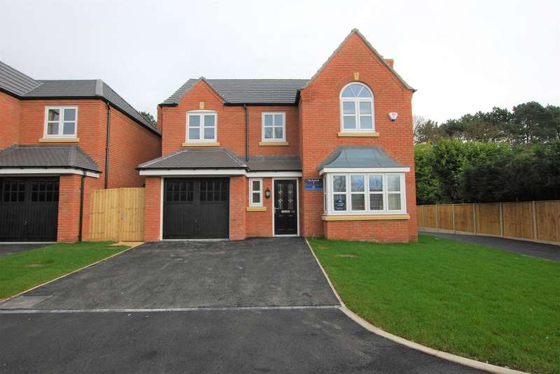 4 Bedrooms Detached House for sale in Upton Drive, Upton, Chester