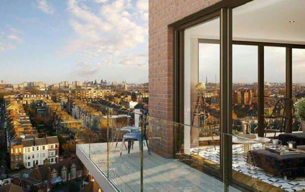 2 Bedrooms Flat for sale in West End Lane, West Hampstead, NW6