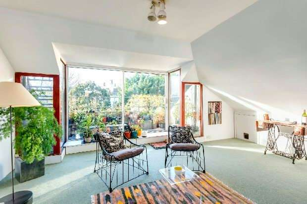 4 Bedrooms Flat for sale in Highgate West Hill, Highgate, N6