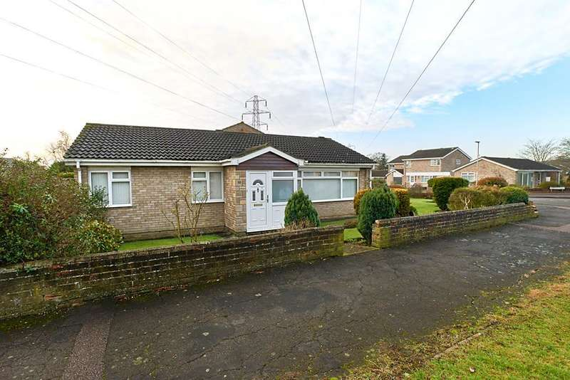2 Bedrooms Detached Bungalow for sale in Avon Drive, Bedford, MK41 7UT